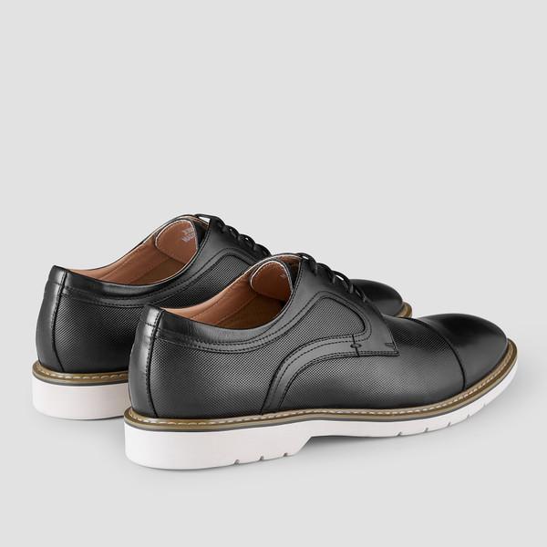Jonson Black Lace Up Shoes