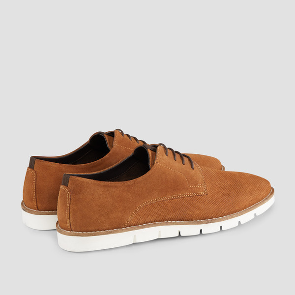 Stockwell Tobacco Casual Shoes
