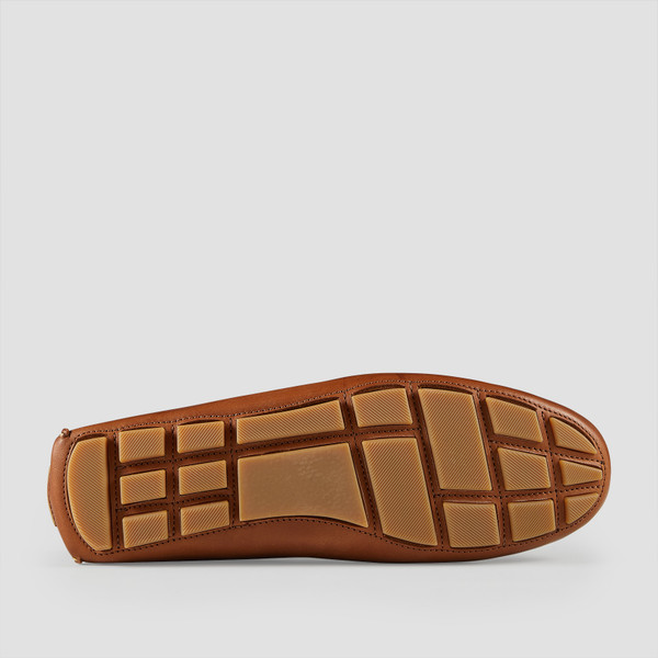 Connor Tan Driving Shoes