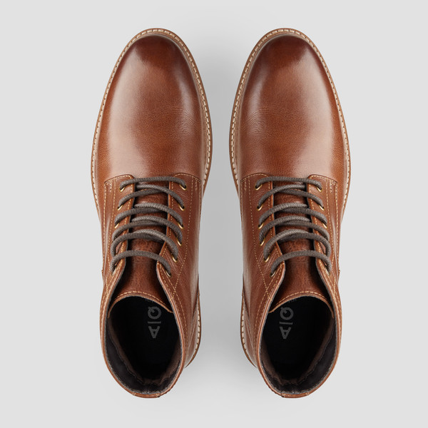 Chilwell Tan Ankle Boots