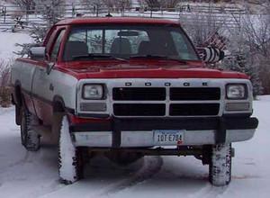 1972 dodge ram 200