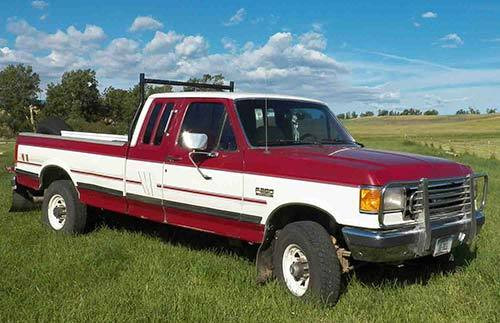 Parts Tools Info For 1980 1997 Ford F 250 And F350 Trucks