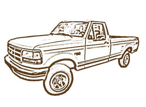1993 f150 4x4