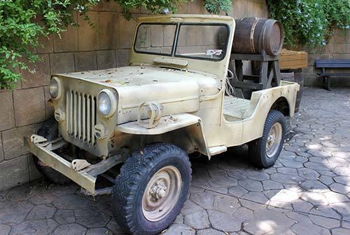 Jeep Cj Parts >> Parts For Jeep Cj 2a Cj 3a Cj 3b Universal