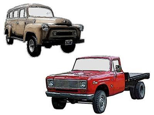 Parts, Tools, Info for 1955-1975 IHC 4x4 Trucks