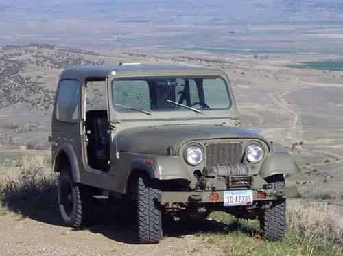Jeep Cj Parts >> Parts Tools Info For 1972 1986 Jeep Cj5 Cj6 Cj7 Cj8
