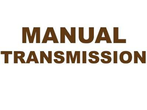 1967-1972 Manual Transmission Parts & Manuals for Chevy and GMC