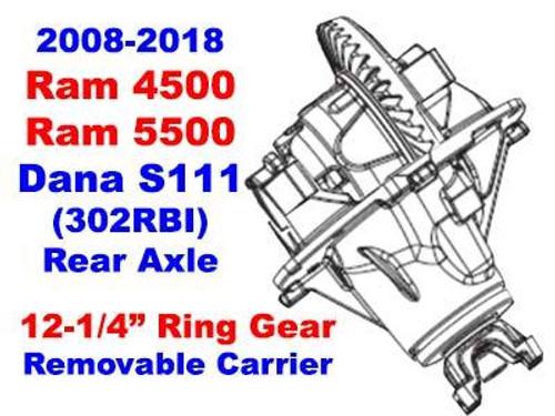 S-111 Parts 2008-2018 Dodge Ram 4500, Ram 5500 Rear Axle on warn solenoid diagram, warn winch control box diagram, warn winch wiring, warn wireless control diagram, warn winch solenoid problems, warn 8274 diagram, warn parts diagram,
