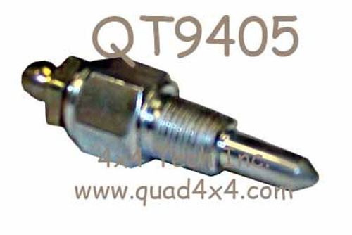 QTA9405 Needle Tip Grease Gun Adapter for Flush Grease Fittings