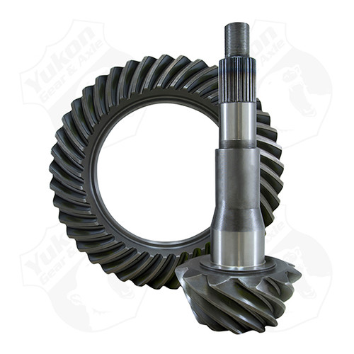 YG D60-456 High Performance Yukon Replacement Ring & Pinion Gear Set for  Dana 60 in a 4 56 Ratio