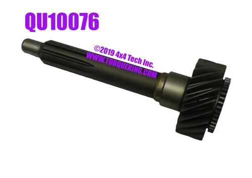 QU10076 1994-2004 NV4500HD Input Shaft