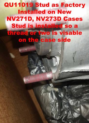 Nv271d Nv273d Transfer Case Mounting Stud Qu11019