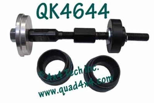 QK4644 Front Inner Axle Seal and Tool Kit for Ford Dana 60 & Super 60