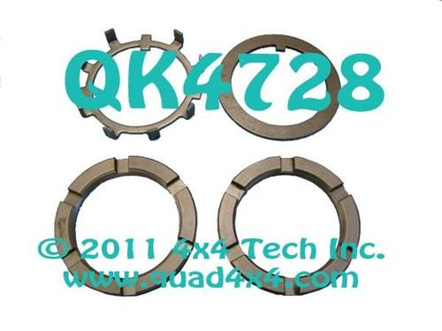 09 silverado 1500 axle nut torque