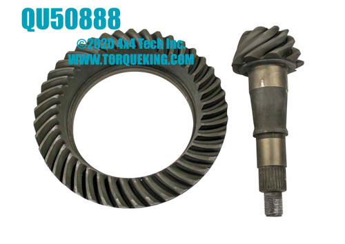 High Performance Ring and Pinion Gear Set for Chrysler//Dodge RAM 10.5 Differential Yukon YG C10.5-456