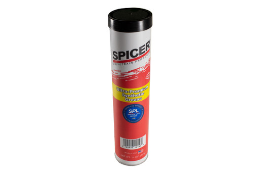 QU90021 Spicer SPL1051 14 oz  Tube Ultra-Premium Synthetic Grease