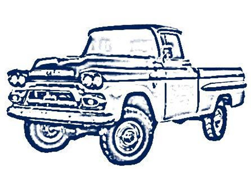 Napco 4x4 Trucks | Shop Parts, Tools & Info for 1947 to 1959 Chevy