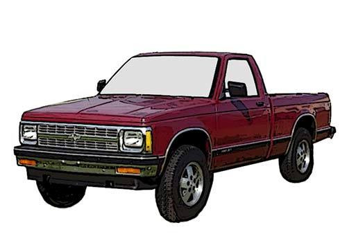 parts for 1982 chevy truck