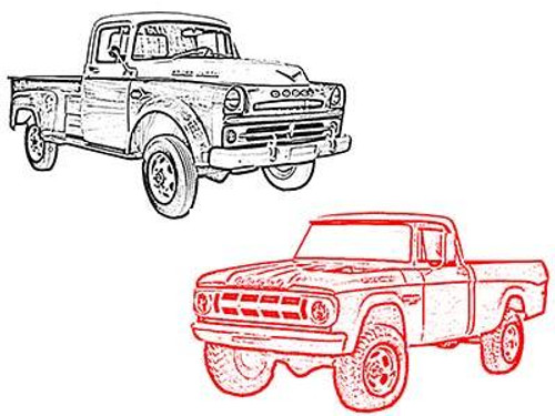 Dodge Truck Parts >> 1957 To 1971 Dodge Truck Parts Buy 57 To 71 Dodge 100