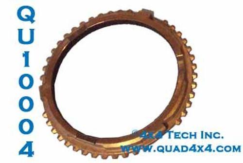 QU10004 NV4500 3rd or 4th Synchronizer Ring