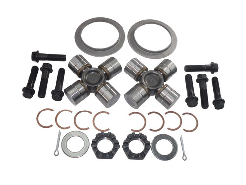 Ram 2500, Ram 3500 Front Axle Shafts & Axle U-Joints 2003-2013