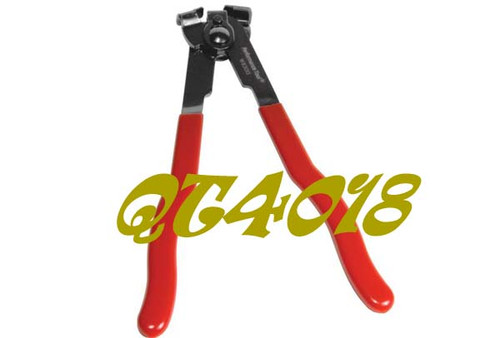 QT4018i Ear Type CV Joint Boot Clamp Pliers