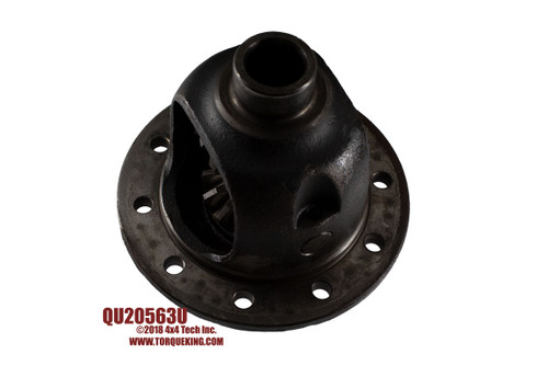 QU20563U Used Loaded 23 Spline Open Differential Case Assembly