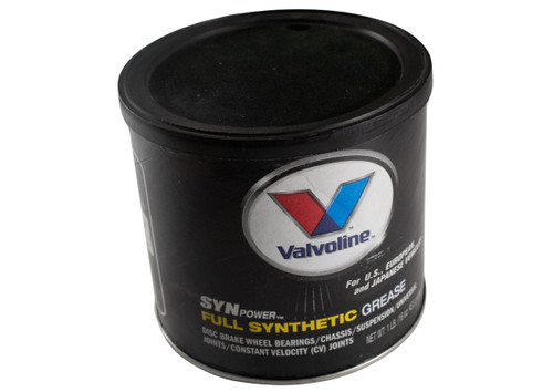 QU90034 Valvoline SynPower Full Synthetic Grease