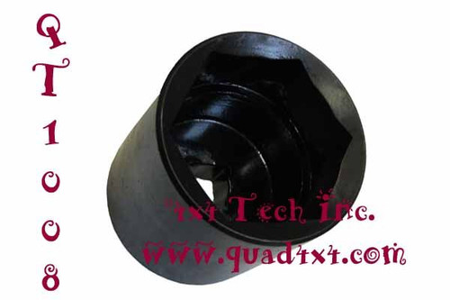 Hex Impact Axle Nut Socket | Purchase an QT1008i Impact Hex