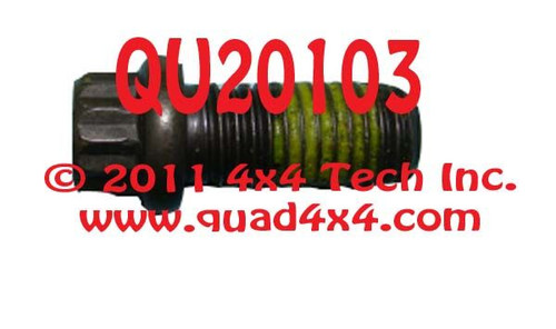 Ford Driveshaft Flange Bolt | Purchase A QU20103 12 Point