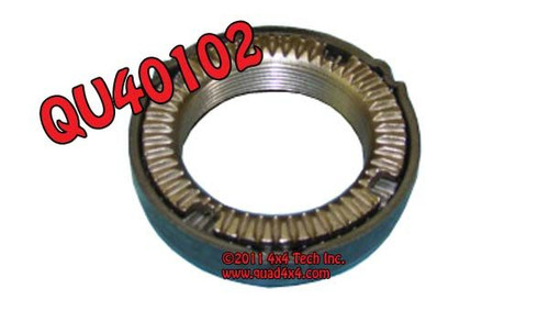 QU40102 Right Hand Thread Ratchet Type Rear Axle Spindle Nut