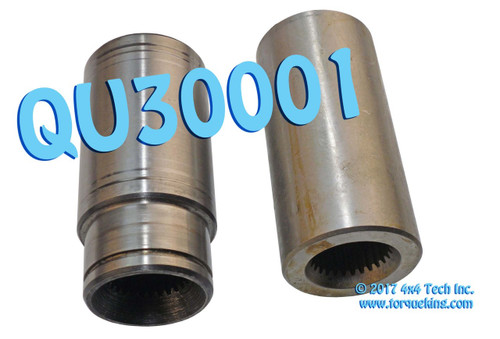QU30001 Turbo 350 to NP205 27 Spline Coupler