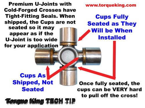 7290 SERIES U-JOINT FORGED HD