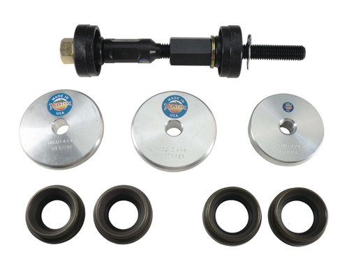 QK4931 Master Inner Axle Seal Install Kit for Jeep without CAD