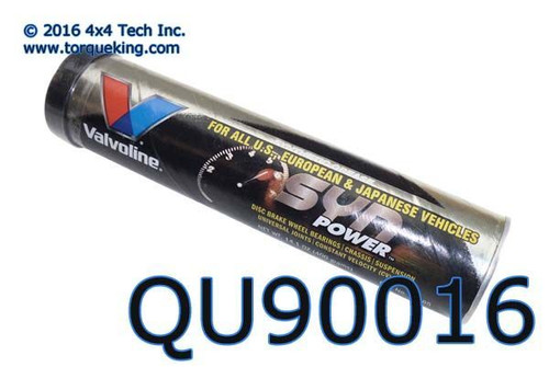 QU90016 Valvoline SYNPower Grease