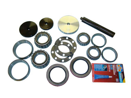 TK4987 DRW Wheel Bearing, Seal, and Spindle Nut Kit for Ram