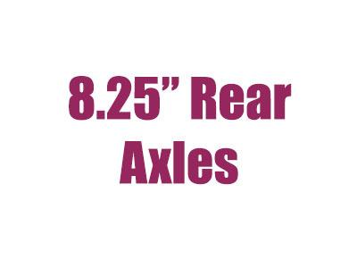 "Differential Basket Rear Axle 8.25/"" 52114574aa Dodge Nitro Type KA Dakota Durango"