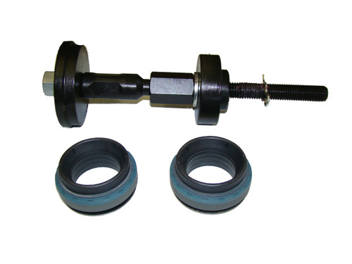 99 f350 front axle u joint replacement