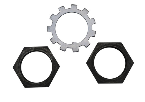 QK4730 2 ID 3 Piece Hex Spindle Nut Kit For Dana Front Or Rear Axles