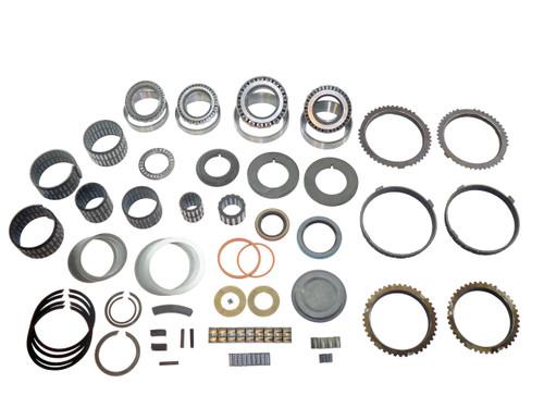 nv4500 standard rebuild kit w  6 synchro rings qk1175