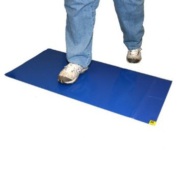 "24""x30"" Clear EM2430R30 ENVIROMAT®FLOOR SURFACE PROTECTION EM2430R30"