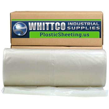 Plastic Sheeting 8' X 100' 4Mil Clear CF0408C