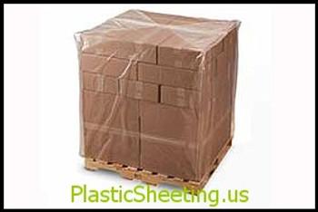 Pallet Top Sheets 1.5 mil SOR 48X48X0015 600/RL  #5930  Item No./SKU