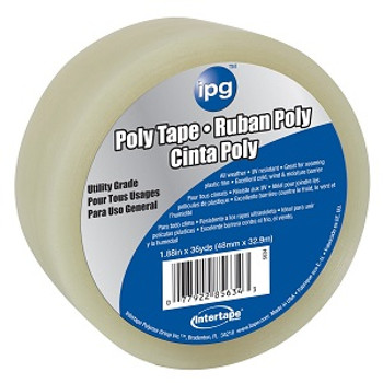 IPG-5634 Clear Poly Repair Tape 48mm x 33M