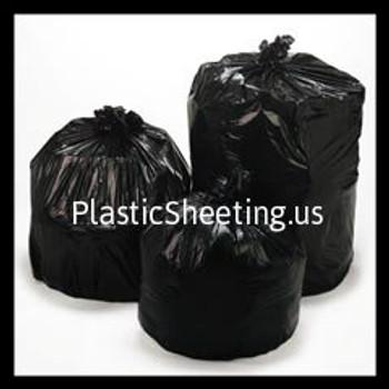 1.7 mil 200 bags per case Municipal Can Liners L303617B