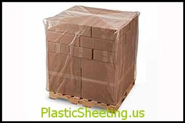 Pallet Size Shrink Bags on Rolls  52X43X70X004 25/RL  #13540  Item No./SKU