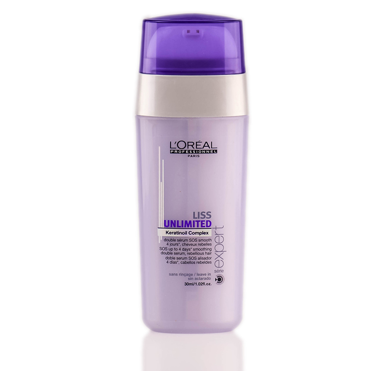 2efe43315 L'Oreal Serie Expert - Liss Unlimited Smoothing Double Serum ...