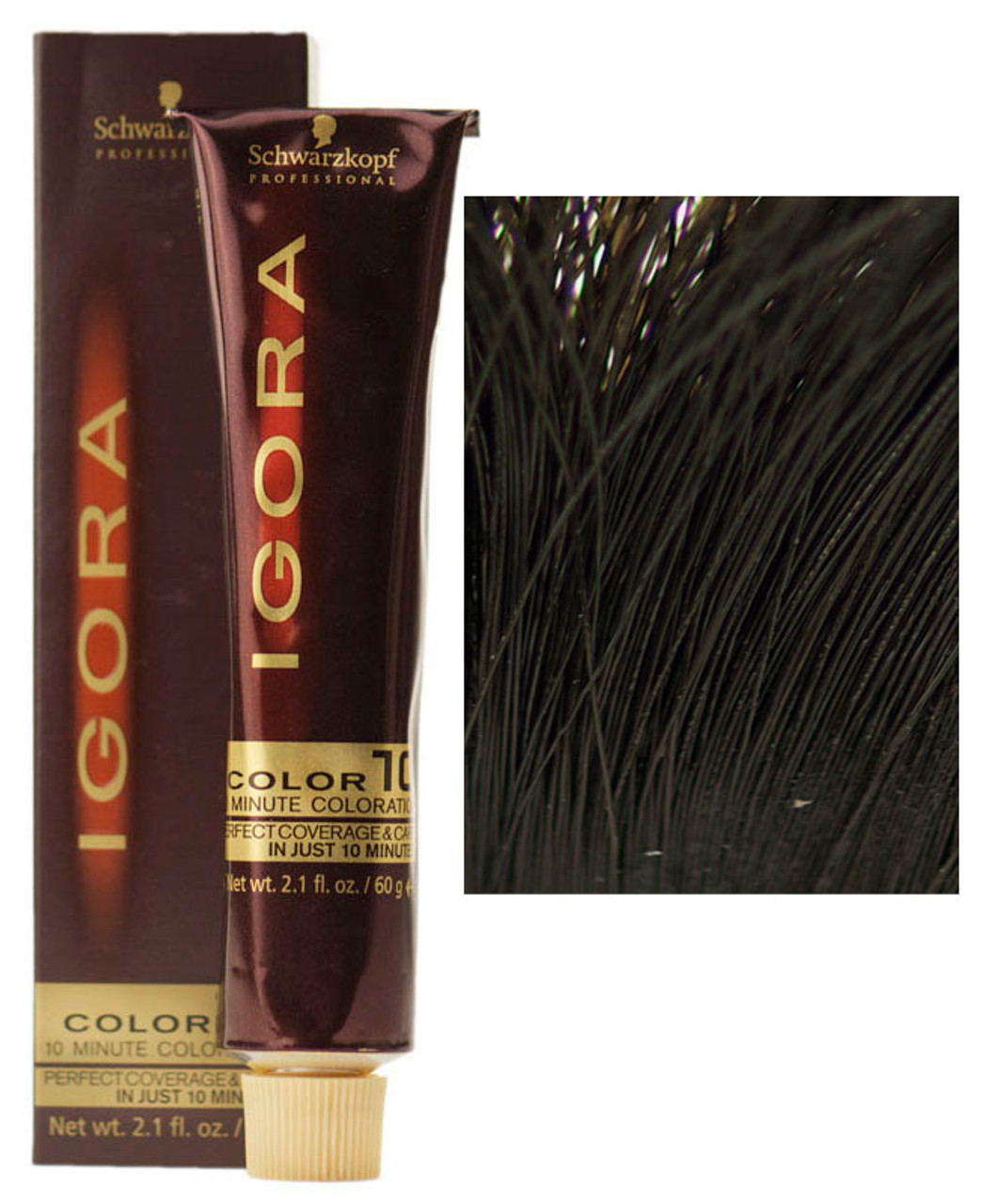 Schwarzkopf Professional Igora Color10 Hair Color Sleekshop