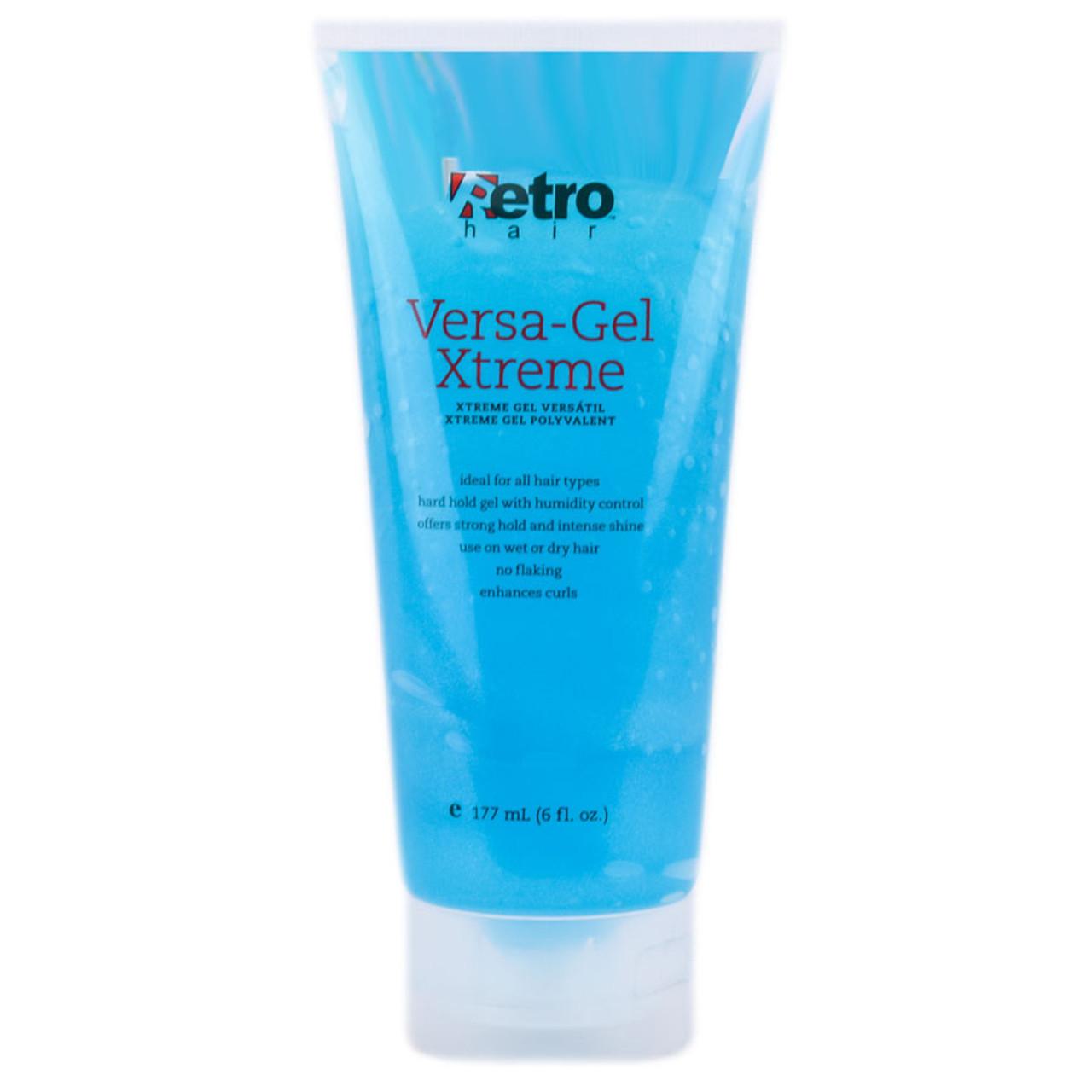 Retro Hair Versa Gel Xtreme Sleekshop Formerly Sleekhair