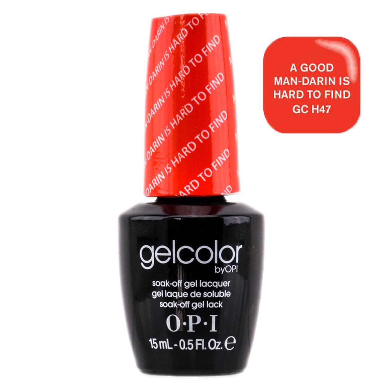 Gelcolor By Opi Soak Off Gel Lacquer Nail Polish Sleekshop Com